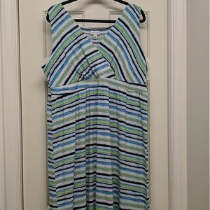 Kim Rogers Petite XL Maxi Dress